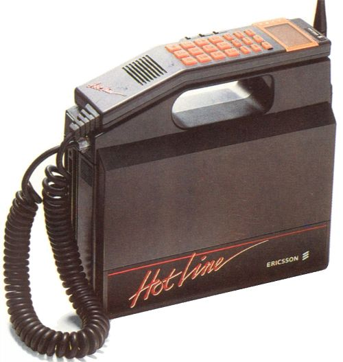 80s Mobile Phone