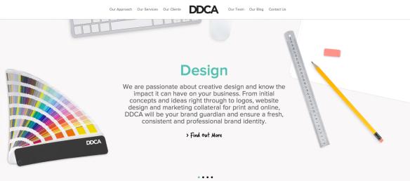 DDCA Website